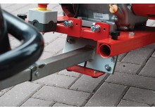 Towbar for the GTS1300L Chipper
