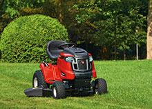 Optima Lawn Tractors