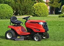 Smart Lawn Tractors