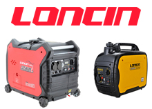 LONCIN Engines, Generators and Pumps