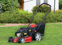 Optima Petrol Lawnmowers