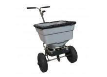 Tondu 100lb Walk Behind Salt Spreader TPSS100