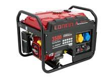 LC3500 - AS Loncin Generator