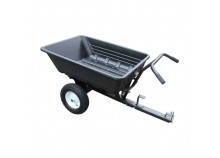 Lawnflite T-Handle Push/Tow Poly Cart LPC650