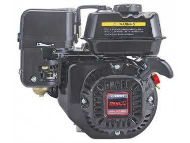 4.8 HP G160F-M Loncin Horizontal Engine