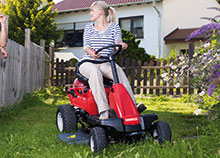 Optima Ride On Mowers