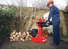 Petrol Powered Log-Splitters