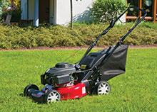 Smart Petrol Lawnmowers